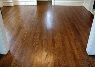 After Results of Hardwood Floor in South Jersey